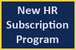 New HR Subscription Program